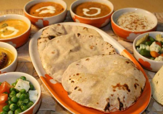 Roti - Chappati